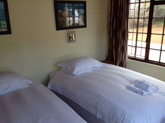 Cape Peninsula National Park, South Africa: Bedroom in main cottage