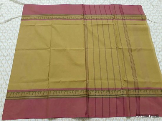 Kanadukathan, Hindistan: Sri Mahalakshmi Handloom Weaving Centre
