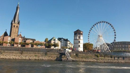 Schifffahrtmuseum Dusseldorf