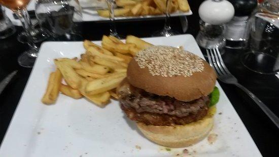 Olivet, France: Le Burger french sans fromage