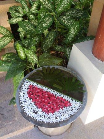 Baan Chaweng Beach Resort & Spa: décoration