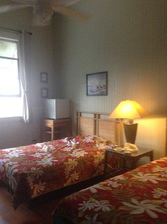 Hilo Bay Hostel: 2ベットルーム