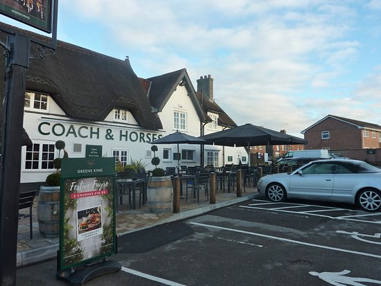 Coach and Horses Wimborne