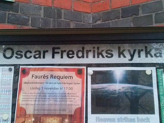 Gteborgs Oscar Fredriks frsamling - Wikipedia