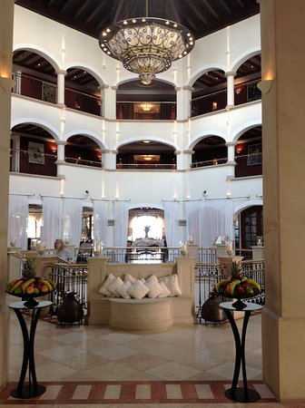 Costa d'en Blanes, España: Lobby and Reception