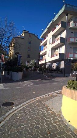 Hotel Cristina : l'esterno