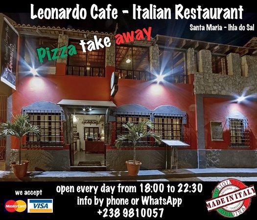 Leonardo Cafe Italian Restaurant