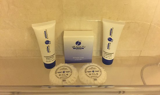 Palm Beach Hotel: Deluxe Room amenities