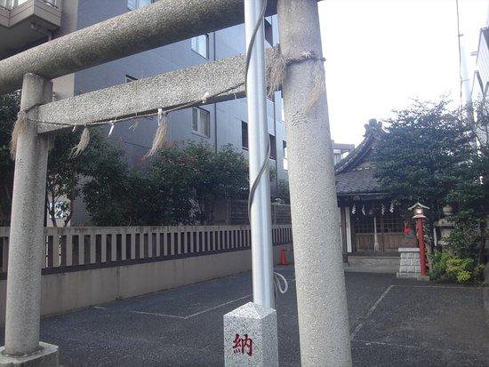 Horoku Inari Shrine