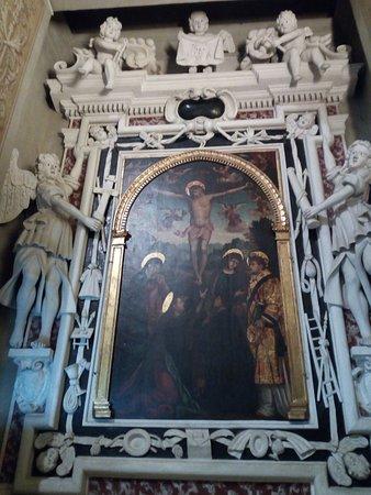 Santuario della Madonna Miracolosa : Particolare