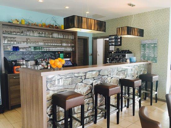 Radenci, Slovenia: Cafe La Peche