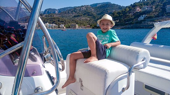 Maksyboats, fun for the whole family