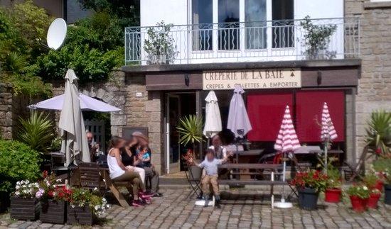 La Foret-Fouesnant, France: Une petite crêperie, où il faut pas hésiter pour y entrer