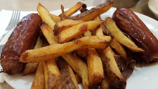Mill Basin Kosher Deli: Grilled Specials with French Fries