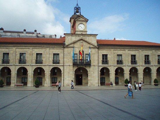 Plaza de Espana El Parche