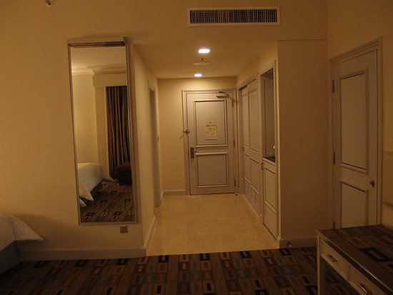 Sunway Resort Hotel & Spa: 保持良好的維修