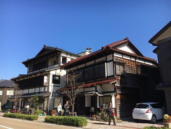 Tempat pemandian air panas alami Onsen Yamanaka