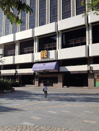 Regal Kowloon Hotel: アクセスは良いです
