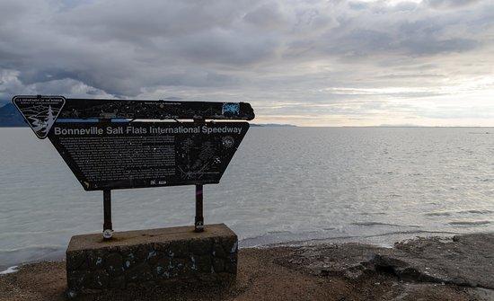 เวนโดเวอร์, ยูทาห์: Lake Bonneville