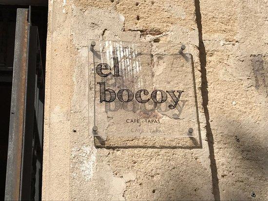 El Bocoy: Puerta