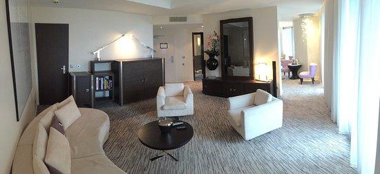 Radisson Blu 1835 Hotel & Thalasso: Suite Sky