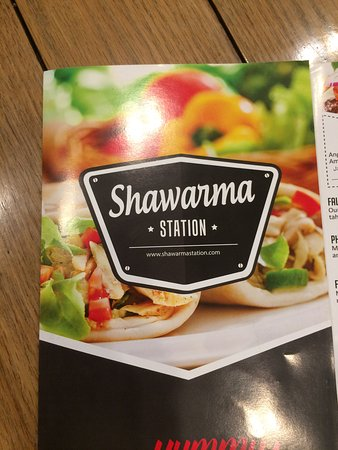 Shawarma Station, Dubai - Al Barsha 1 - Menu, Prices