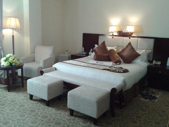 Mek'ele, Etiopía: the suite badroom