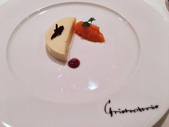 Amuse bouche picture of restaurant christophorus for Amuse bouche cuisine