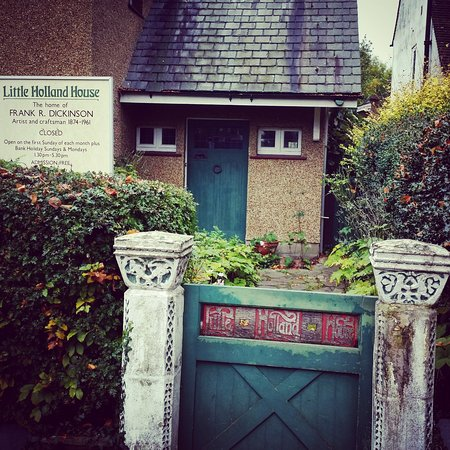 Carshalton, UK: Little Holland House