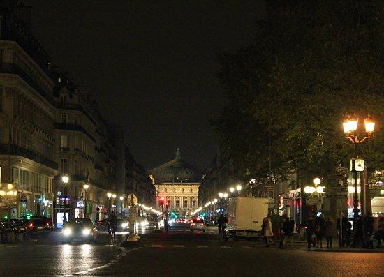 Hotel du Louvre Bild