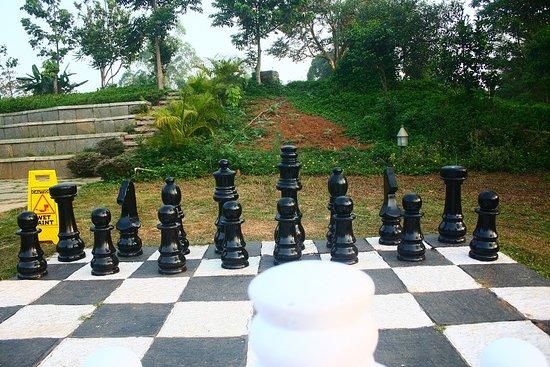 Club Mahindra Madikeri, Coorg: chess