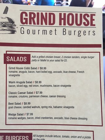 Ashtabula, OH: Menu