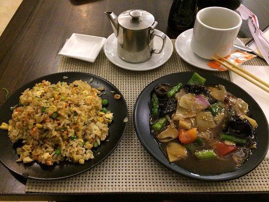 Kyoka: Big portions and tasteful dishes