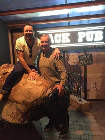 Jack pub: cowboy games