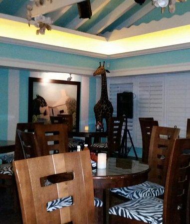 Lake Worth, Flórida: Dining area