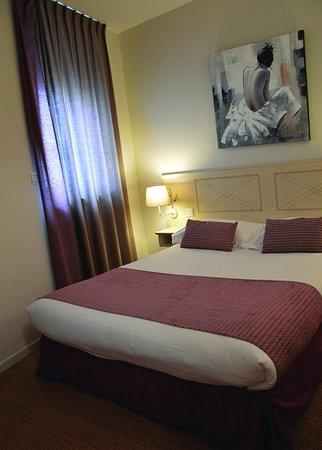 St Claire Hotel: Chambre Supérieure