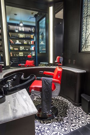 Four Seasons Hotel Mexico City: Barber Shop