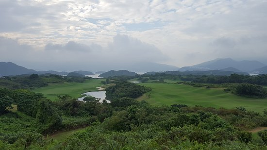 Jockey Club Kau Sai Chau Public Golf Course