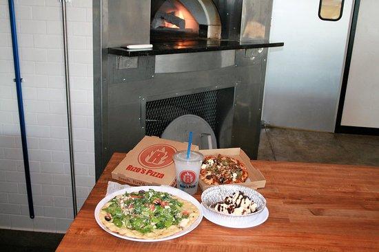 Ammon, Idaho: Rizo's Pizza