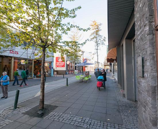 Hotel fron reykjavik island omd men och for Hotel fron reykjavik