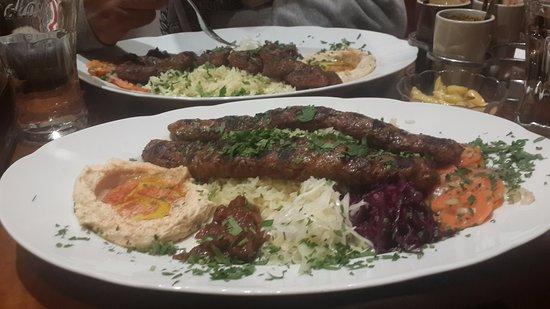 sababa great food