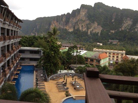 Naughty naughty - Foto van Krabi Cha-Da Resort, Ao Nang - TripAdvisor