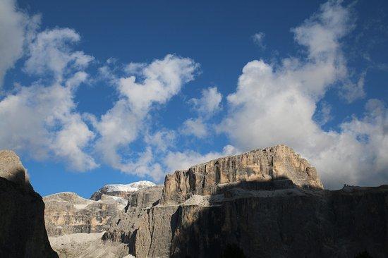 Selva di Val Gardena, Italie : Panorama