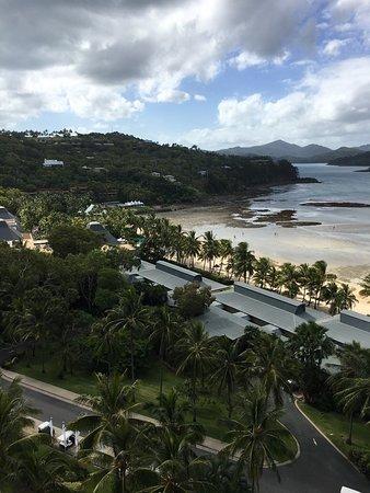 Reef View Hotel: Desde la habitación del hotel