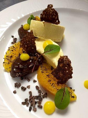 Terry S Chocolate Orange Picture Of Restaurant One Eighty