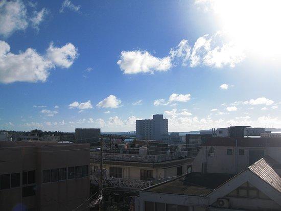 Petite Hotel Premier: view
