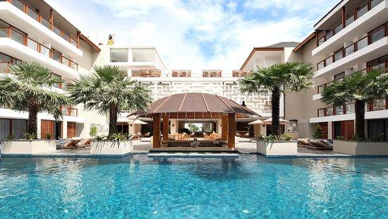 巴厘島邦達套房酒店