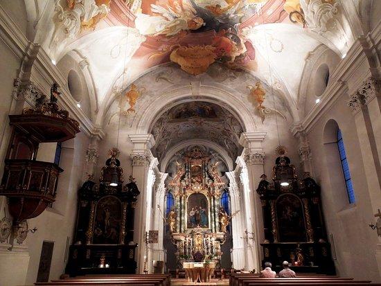Reutte, Austria: интерьер