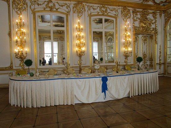 le sale da pranzo degli zar - Picture of State Hermitage Museum and ...