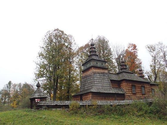 Gorlice, Poland: Eglise- musée de Bartne